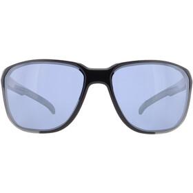 Red Bull SPECT Bolt Sunglasses Men, shiny x'tal grey/blue-silver flash